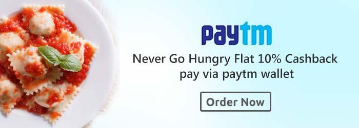 Paytm Foodpanda Offes