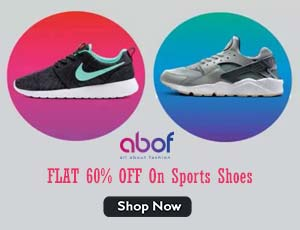 Abof Shoes Offers