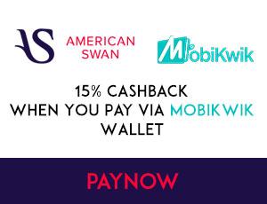 Mobikwik Cashback Coupons