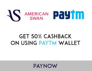 Paytm Cashback Coupons