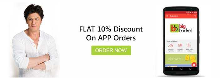BigBasket App Coupons