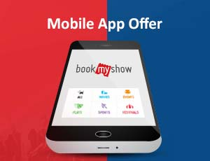 Bookmyshow event coupons
