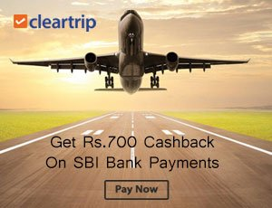 cleartrip Bank Coupons