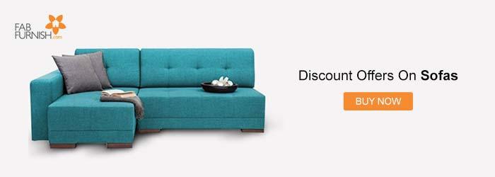 FabFurnish Sofa Coupons