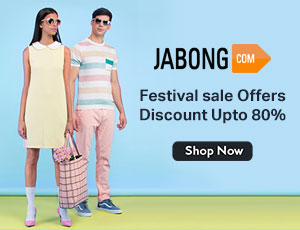 Jabong Festival Coupons