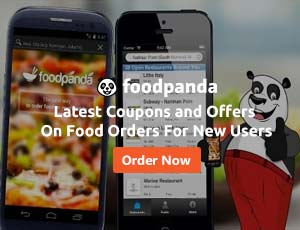 Foodpanda New Users Offers
