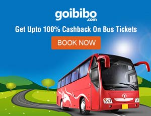 Goibibo Bus Coupon Codes