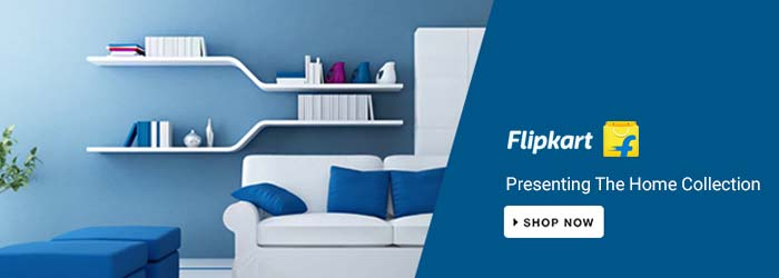 Flipkart coupons and offers on online mobiles shopping for Home decor offers