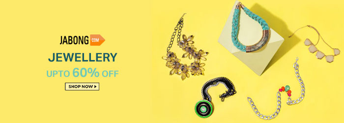 Jabong Fashion Jewellery Coupons