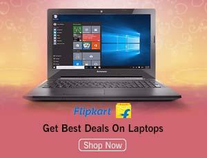 Flipkart Laptop Coupons