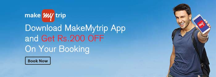 MakeMytrip App Coupons