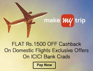 MakeMytrip Bank Offers