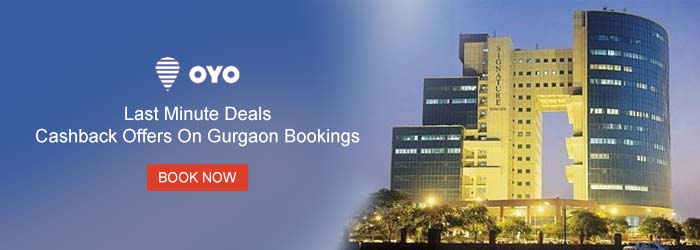 OYO Rooms Gurgaon Discount Coupons