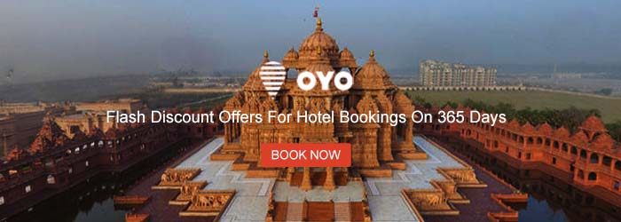 OYO Rooms Ahmedabad Offers