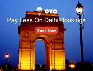 OYO Rooms Delhi Offers