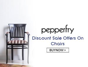 Pepperfry Chairs Coupons