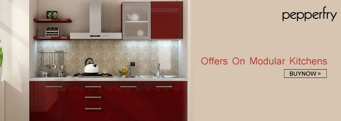 Pepperfry Kitchen Offers