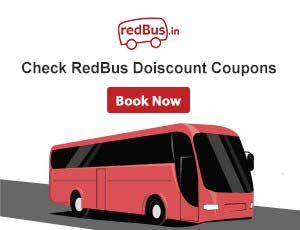Redbus Tickets Offers