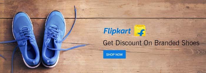 Flipkart Shoes Coupons