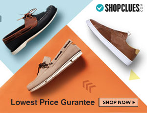 ShopClues Shoes Offers