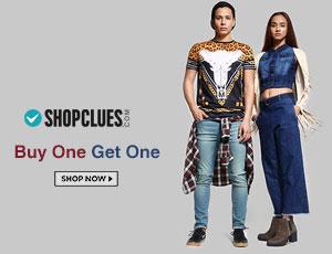 ShopClues Clothing Coupon Codes