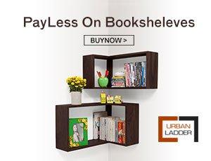 Urban Ladder Book Shelves Offers