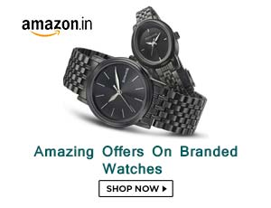 Amazon Watches Coupons