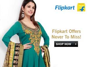 Flipkart Women's Clothing Offers