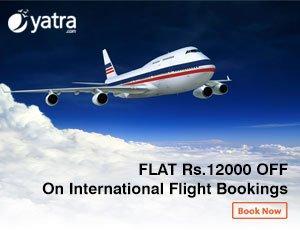Yatra Flight Promo Codes