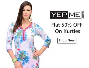 Yepme Kurtis Discount Offers