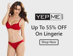 Yepme Lingeries Offers