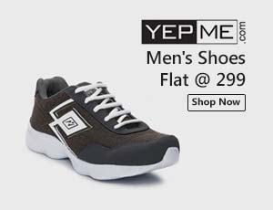 Yepme Shoes Offers