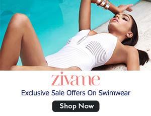 Zivame Swimwear Coupon Codes