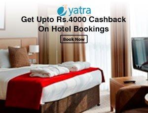yatra Hotels coupons