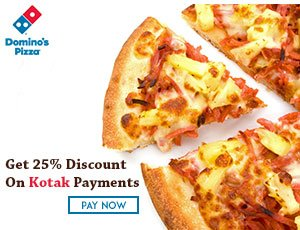 Domino's Bank Coupons