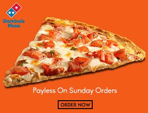 Domino's Sunday Offers