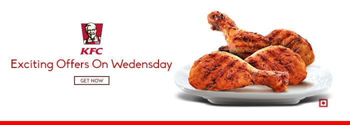 KFC Wednesday Coupons