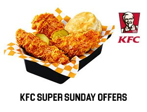 KFC Weekend Offers