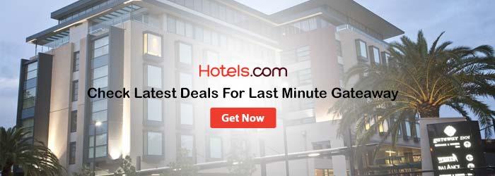Hotels Last Gateaway Coupons