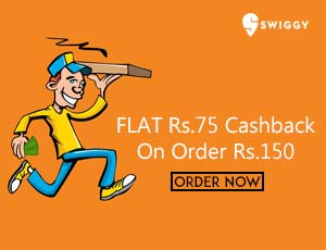Swiggy latest discount coupons
