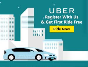 Uber First Ride Promo Codes