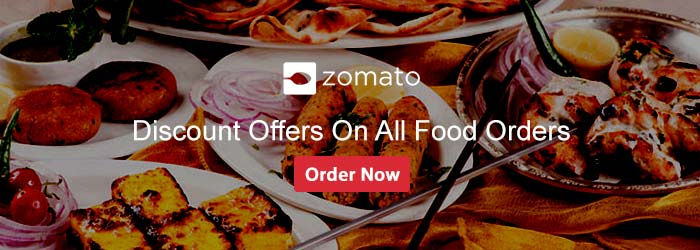 Zomato Hyderabad Coupons