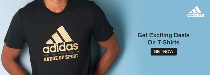 adidas t-shirts offers