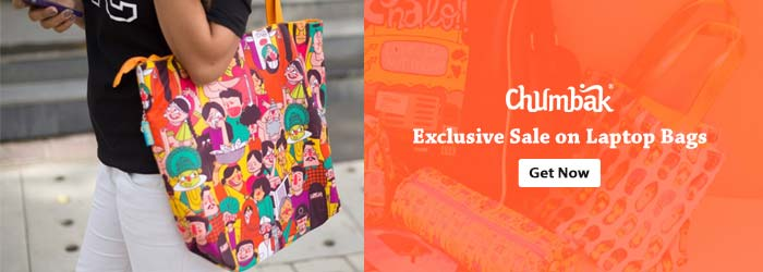 chumbak bags offers