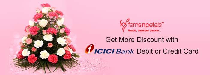 Ferns N Petals Bank Coupons