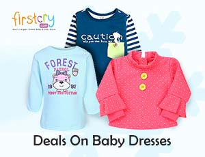 Baby Dresses Coupons
