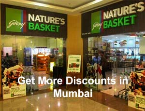 Nature's Basket Mumbai offers