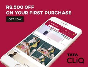Tata Cliq New Users Coupons