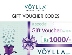Voylla Gift Vouchers