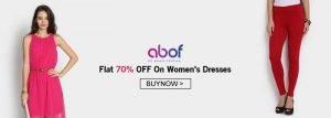 Abof Dresses Coupons